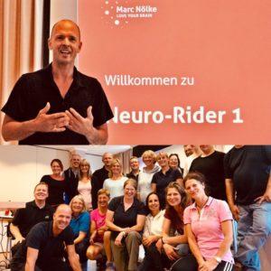 Neuro-Rider-Kurs: Neuro-Athletik-Training speziell für Reiter.